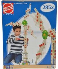Heros Bauset aus Holz, 285tlg. »Contructor Spielzeugkran«
