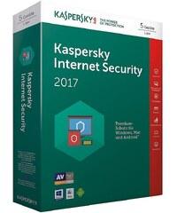 Kaspersky PC - Spiel »Kaspersky Internet Security 2017 5 Lizenzen«