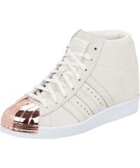 adidas Originals Sneaker aus Veloursleder mit Vorderkappe aus Metall