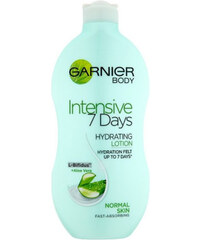 Garnier Hydratační tělové mléko s aloe vera (Intensive 7days)