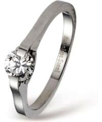 Tribal Zásnubní prsten RSSJ03-CZ