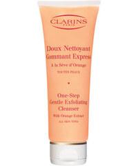 Clarins Nettoyant Gommant Express Jemné expresní čistidlo 125 ml