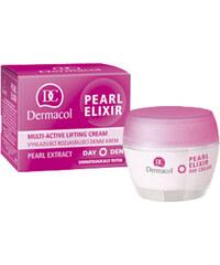 Dermacol Vyhlazující rozjasňující denní krém (Pearl Elixir Multi-Active Lifting Cream SPF 10) 50 ml