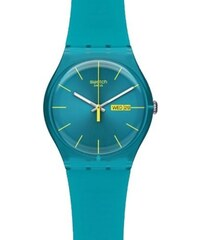 Swatch Turquoise Rebel SUOL700