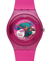 Swatch Pink Lacquered SUOP100