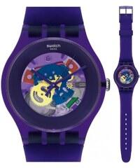 Swatch Purple Lacquered SUOV100