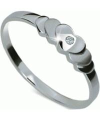 Danfil Romantický zásnubní prsten DF1876b