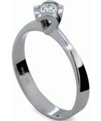 Danfil Originální zásnubní prsten s diamantem DF1857b