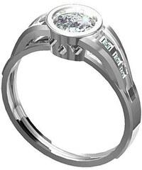 Hejral Zásnubní prsten Dianka 814