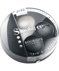 Bourjois Oční stíny pro kouřové líčení Trio Smoky Eyes 4,5 g
