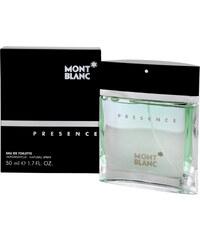 Mont Blanc Presence - toaletní voda s rozprašovačem