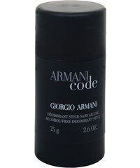 Armani Code For Men - tuhý deodorant