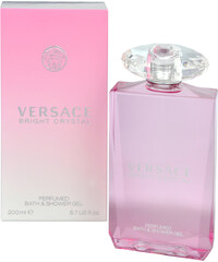 Versace Bright Crystal - sprchový gel