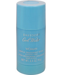 Davidoff Cool Water Woman - tuhý deodorant