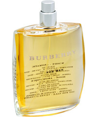 Burberry Burberry For Men - toaletní voda s rozprašovačem - TESTER