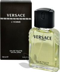 Versace L´Homme - toaletní voda s rozprašovačem