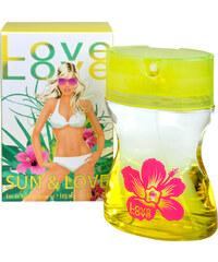Love Love Sun & Love - toaletní voda s rozprašovačem