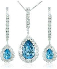 MHM Souprava šperků Avril Aquamarine 3498