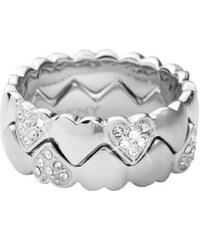 DKNY Dvojitý srdíčkový prsten NJ1774040