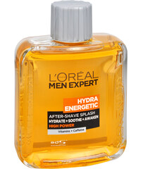 Loreal Paris Voda po holení Hydra Energetic High Power (After-Shave Splash) 100 ml