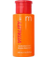 Matis Paris Čistící voda VITALITY by m (Miscellar Water 3 v 1) 200 ml