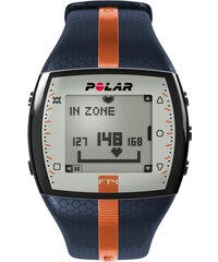 Polar Fitness FT4 Blue Orange