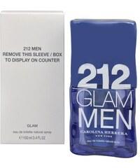Carolina Herrera 212 Glam Men - toaletní voda s rozprašovačem