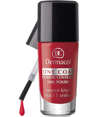 Dermacol Extrémně krycí lak na nehty One Coat (Extreme Coverage Nail Polish) 10 ml