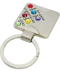 Přívěsek na klíče GM Collection Orient 785301