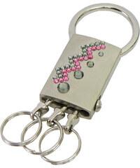 GM Collection Swarovski klíčenka Stairs 785801