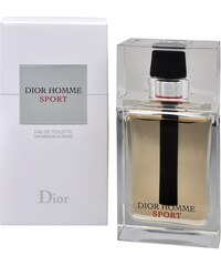 Dior Dior Homme Sport 2012 - toaletní voda s rozprašovačem
