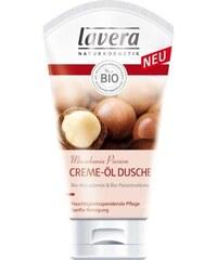Lavera Krémový sprchový olej BIO makadamiový ořech a květ mučenky 150 ml
