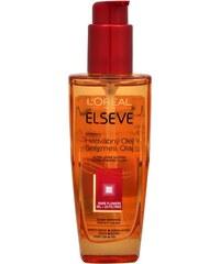 Loreal Paris Hedvábný olej pro barvené vlasy Rare Flowers Oil + UV Filtres 100 ml