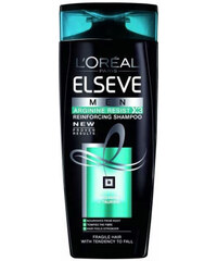 Loreal Paris Posilující šampon pro muže Elseve MEN Arginine Resist X3 (Reinforcing Shampoo)