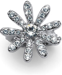 Oliver Weber Spona s krystaly Swarovski Perlenclip Flower 6510