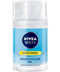 Nivea Pleťový gel pro muže Active Energy Q10 50 ml