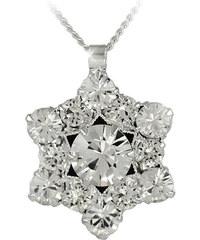 MHM Náhrdelník Riana Crystal 31202