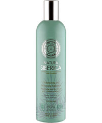 Natura Siberica Šampon pro mastné vlasy - Objem a bilance (Volumizing and Balancing Shampoo) 400 ml