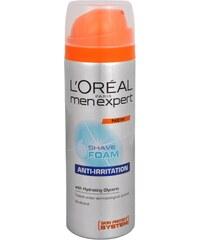 Loreal Paris Pěna na holení proti podráždění pleti (Shave Foam Anti-Irritation) 200 ml