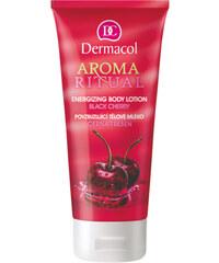 Dermacol Povzbuzující tělové mléko Černá Třešeň 200 ml