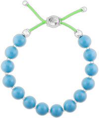Swarovski Náramek Blue Pearl Charm 1186388