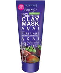 Freeman Jílová pleťová maska s plody acai (Facial Purifying Clay Mask)