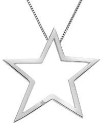 Hot Diamonds Náhrdelník Extravagance Open Star DP428