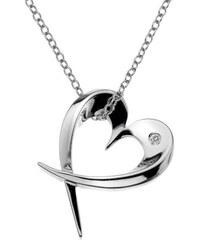 Hot Diamonds Náhrdelník Entwine Heart DP368