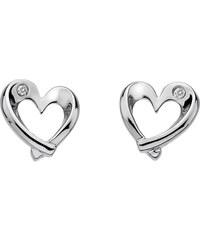 Hot Diamonds Náušnice Entwine Heart DE327
