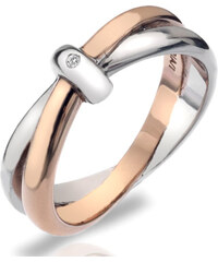 Hot Diamonds Prsten Eternity Interlocking DR112