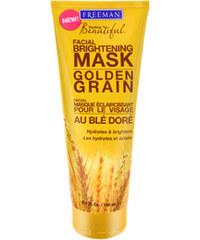 Freeman Rozjasňující maska se zlatým obilím (Facial Brightening Mask Golden Grain)