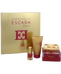 Escada Especially Elixir - EDP 75 ml + tělové mléko 50 ml + lak na nehty 4,5 ml