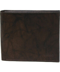 Lagen Pánská hnědá kožená peněženka Brown W-8154-2