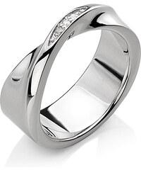 Hot Diamonds Prsten Sparkle Twist DR121